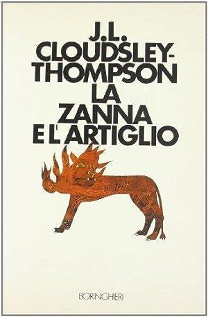 La zanna e l'artiglio.: Cloudsley Thomson, John