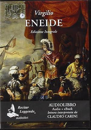 Eneide. Audiolibro. CD Audio formato MP3.: Virgilio Marone Publio