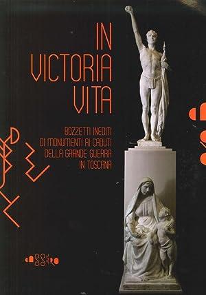 In Victoria Vita. Bozzetti inediti di monumenti: Panzetta, Alfonso