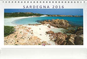 Sardegna 2016. Calendario.: Spanu, Enrico