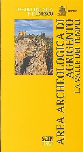 Area archeologica di Agrigento. La Valle dei Templi.