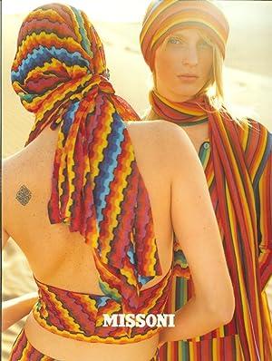 Missoni. Collezione Primavera-Estate 1996. Spring-Summer Collection 1996.