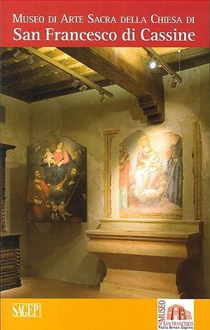 Museo di arte sacra della chiesa di San Francesco di Cassine.: aa.vv.