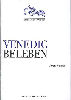 Venedig Beleben.: Pascolo, Sergio