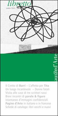 Libretto di Pagine d'Arte. Numero 19/20.: Carolina Leite