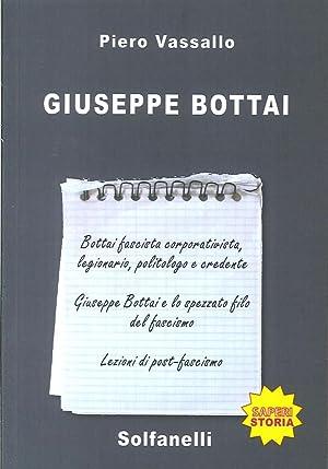Giuseppe Bottai.: Vassallo, Piero