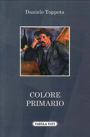 Colore primario.: Toppeta, Daniele