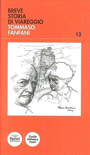 Breve storia di Viareggio.: Fanfani, Tommaso