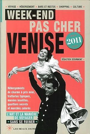 Week-End Pas Cher Venise 2011.