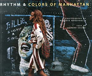 Rhythm and colors of Manhattan.