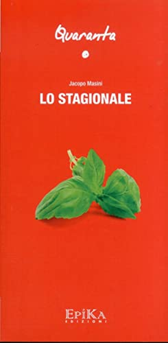 Lo stagionale.: Masini, Jacopo