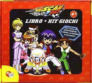 Scan2go. Libro - Kit Giochi. con Gadget.