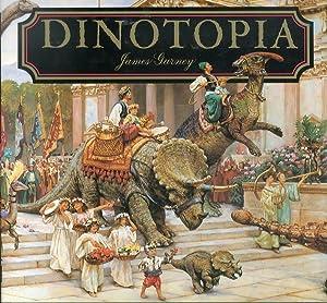 Dinotopia. Het Onbekende Land Van de Dinosaurussen.: Gurney, James