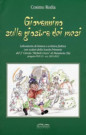 Giovannino sulla giostra dei mesi.: Rodia, Cosimo