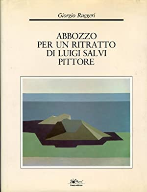 Abbozzo per un Ritratto di Luigi Salvi: Ruggeri, Giorgio