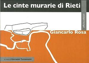 Le Cinte Murarie di Rieti.: Rosa, Giancarlo