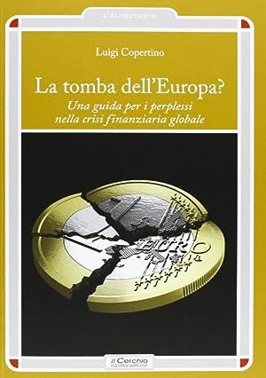 La tomba dell'Europa? Una guida per i perplessi nella crisi finanziaria globale.: Copertino, ...