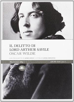 Il delitto di lord Arthur Savile.: Wilde, Oscar
