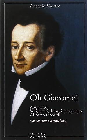 Oh Giacomo!: Vaccaro, Antonio