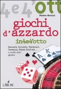 Giochi d'azzardo.: Gorini, Pietro
