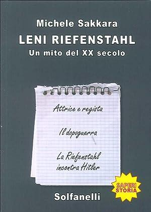 Leni Riefenstahl. Un Mito del XX Secolo.: Sakkara, Michele