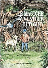 Le magiche avventure di Tommy.: Xenia, Alberici