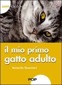 Il mio primo gatto adulto. Gatti. Istruzioni per l'uso.: Guarnieri, Annarita