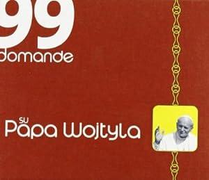 Novantanove domande su papa Wojtyla. Un piccolo libro in scatola.
