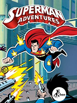 Superman adventures.