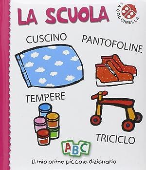 La scuola. Il mio primo piccolo dizionario.: Clima, Gabriele Crovara, Francesca