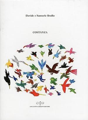 Costanza.: Brullo, Davide Brullo, Samuele