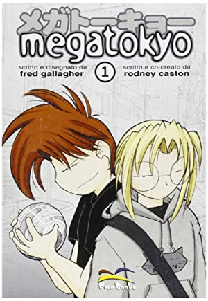 Megatokyo. Vol. 1.: Gallagher, Fred Caston, Rodney