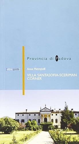 Provincia di Padova. Villa Santa Sofia Sceriman - Corner.: Pietropolli, Anna