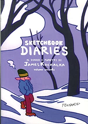 Sketchbook diaries. Vol. 2.: Kochalka, James