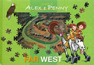 I puzzle di Alex e Penny. Far West.