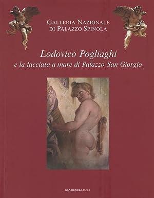 Lodovico Pogliaghi e la facciata a mare di Palazzo San Giorgio.