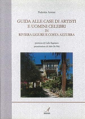 Guida alle case di artisti e uomini celebri in riviera ligure e Costa Azzurra.: Arman, Federica
