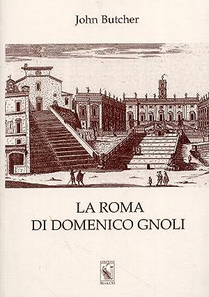 La Roma di Domenico Gnoli.: Butcher, John