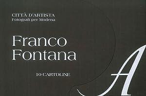 Franco Fontana. 10 cartoline.: Fontana, Franco