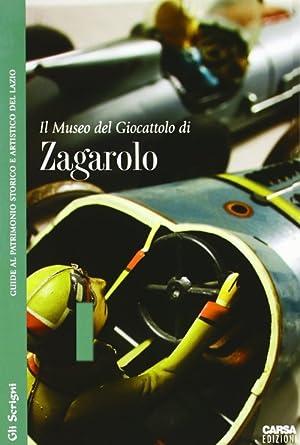Il Museo del giocattolo di Zagarolo.: Pescatori, Giovanni D'Avenia, Livia