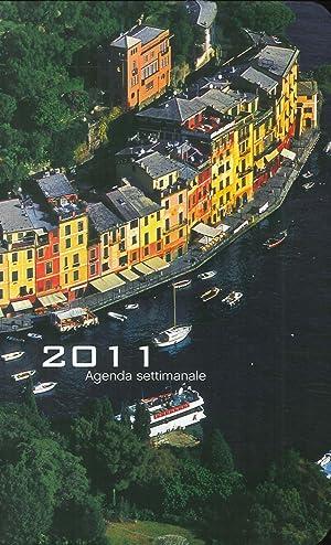 Italia 2010. Agenda settimanale grande.