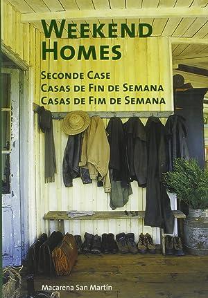 Seconde case. Ediz. multilingue.: San Martìn, Macarena