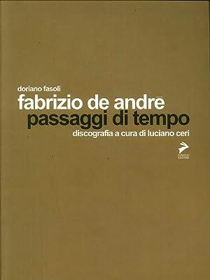 Fabrizio De André. Passaggi di tempo.: Fasoli, Doriano