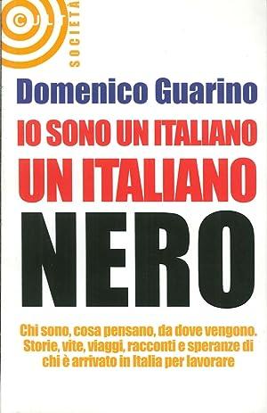 Io sono un italiano, un italiano nero.: Guarino, Domenico