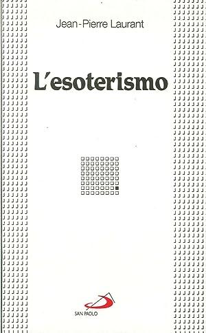 L'esoterismo.