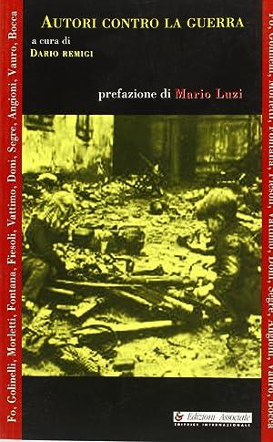 Autori contro la guerra.