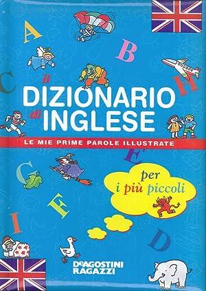 Dizionario di inglese per i più piccoli.