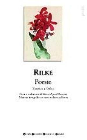 Sonetti a Orfeo. Testo originale a fronte.: Rilke, Rainer M