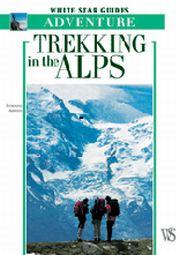 Trekking in the Alps.
