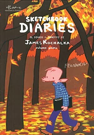 Sketchbook diaries. Vol. 1.: Kochalka, James